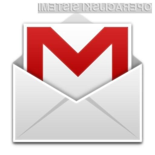 Uporabniki Gmaila za Android lahko odslej e-sporočilom pripenjajo tudi datoteke večjih velikosti.