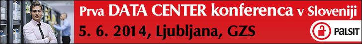 Prva DATA CENTER konferenca v Sloveniji