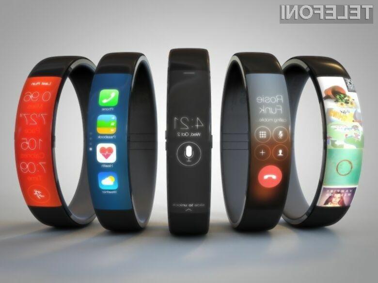 Pametna ročna ura Apple iWatch bo opremljena z energijsko varčnimi zasloni podjetja LuxVue.