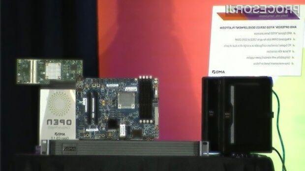 Procesorji AMD Opteron s sredicami ARM so polno združljivi s 64-bitno tehnologijo in so energetsko izjemno učinkoviti.
