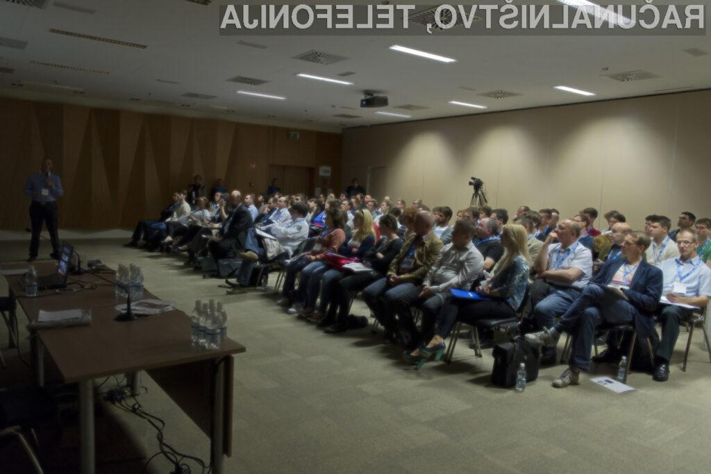 CGS konferenca 2014 je združila preko 300 strokovnjakov iz različnih strok!