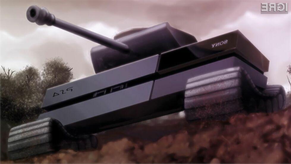 Prenovljena igralna konzola Sony Playstation 4 naj bi bila občutno zmogljivejša v primerjavi s konkurenčno konzolo Xbox One.