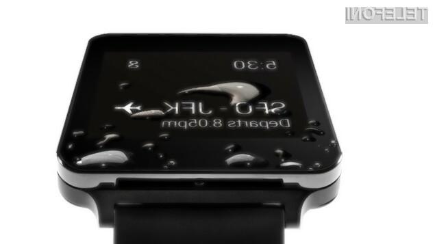 Pametna ročna ura LG G Watch naj bi močno poenostavila vsakodnevna opravila njenih lastnikov.