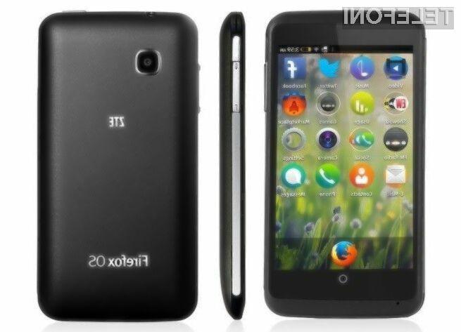 Cenovno ugoden mobilnik ZTE Open C je kot nalašč tudi za nekoliko zahtevnejše uporabnike.