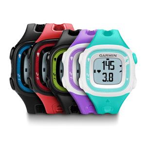 Garmin predstavlja uporabniku prijazno tekaško uro GPS z merilnikom srčnega utripa