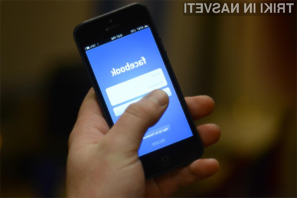 Facebook naj bi kmalu uvedel sistem za samodejno brisanje objavljenih sporočil!