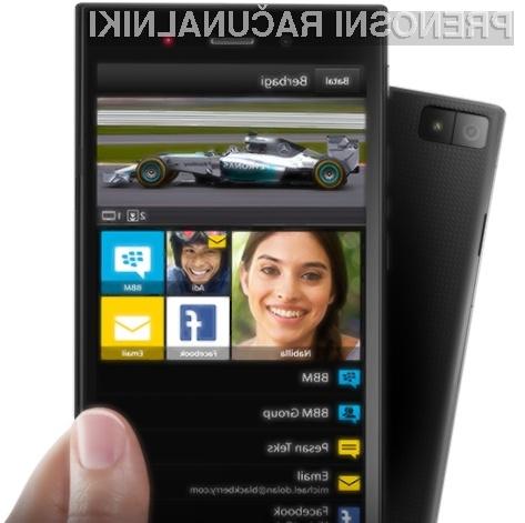 Poslovni pametni mobilni telefon Z3 Jakarta za relativno nizko maloprodajno ceno ponuja veliko!