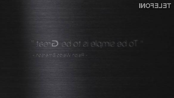 Podjetje LG Electronics bo supermobilnik predstavilo 27. maja!