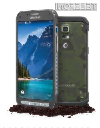 Supervzdržljivi mobilnik Galaxy S5 Active je kot nalašč za aktivne uporabnike!