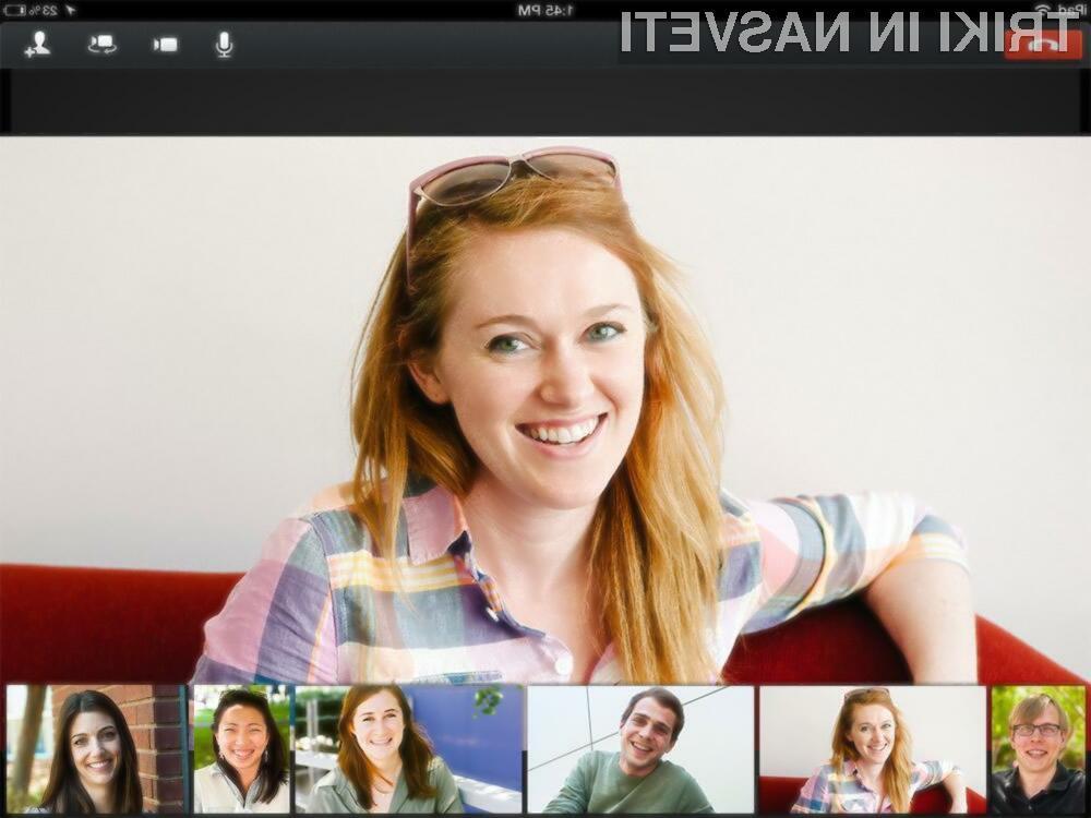 Uporaba spletne storitve Google Hangouts znotraj Outlooka je sila enostavna.