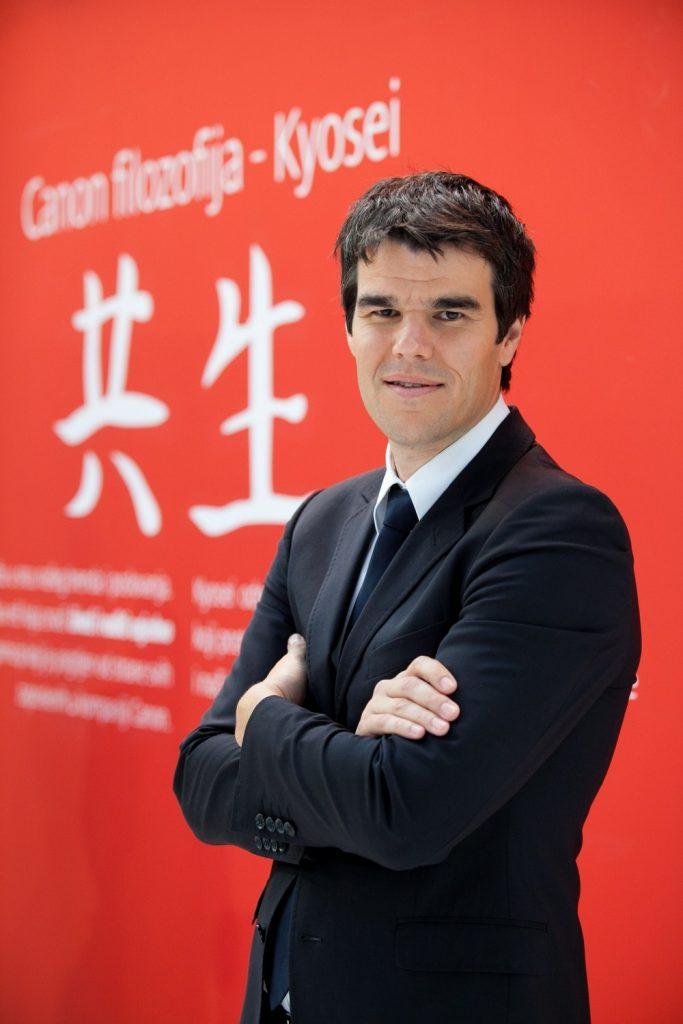 Goran Sretenoski, Canon Adria
