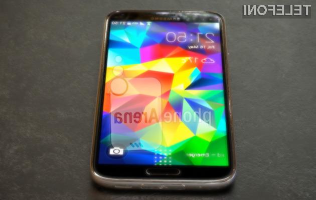 Samsung Galaxy S5 Prime naj bi prevzel lovoriko najboljšega mobilnika na modrem planetu!