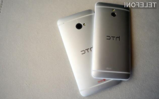 Čudovit HTC One mini 2 bo na volju v Sloveniji od sredine junija
