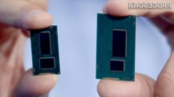 Procesorji Intel Broadwell bodo zlahka kos tudi najzahtevnejšim nalogam!