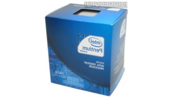 Intel bo s procesorjem Pentium Anniversary Edition G3258 obeležil 20-letnico obstoja blagovne znamke Pentium.