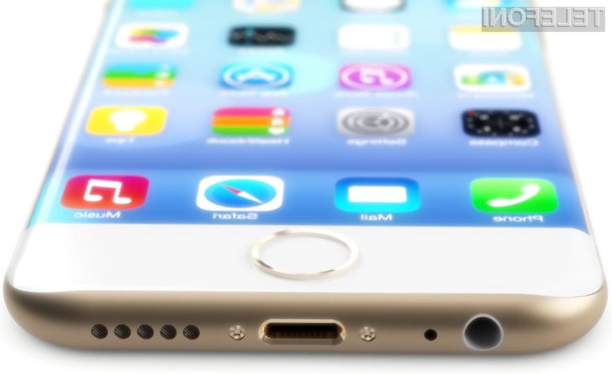 Novi iPhone 6 z izjemno ločljivostjo zaslona