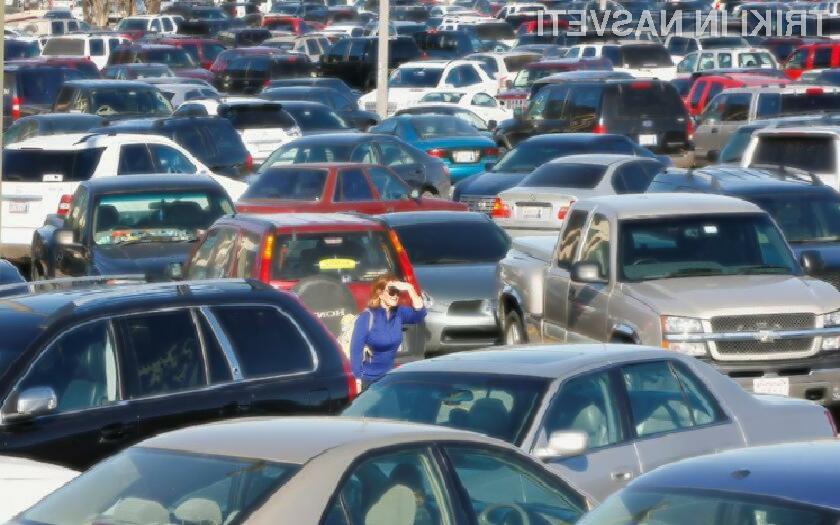 Z uporabo prenovljene spletne storitve Google Now bomo zlahka našli parkiran avtomobil.