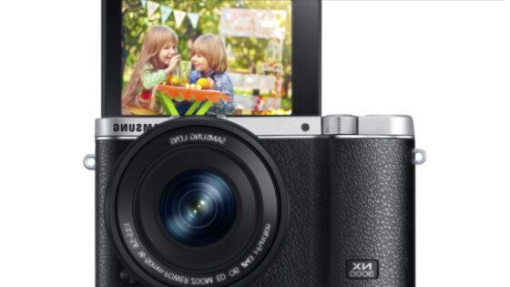 Smart Camera NX3000: Izjemna zmogljivost in preprosta povezljivost v retro obliki