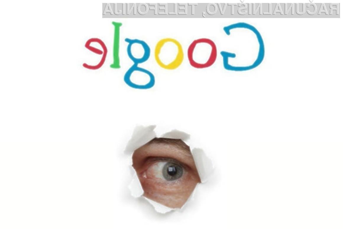 Google v enem dnevu prejel kar 12 tisoč zahtev iz naslova pravice do pozabe