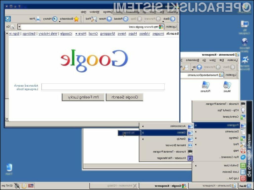 Operacijskim sistem Q4OS bo zlahka zlezel pod kožo ljubiteljem Oken XP!