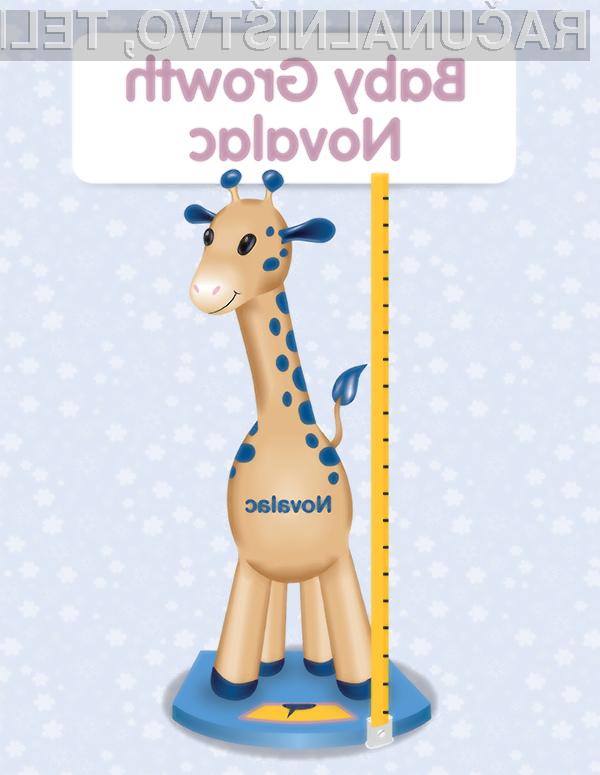 Družbi Medis zlata nagrada DIGGIT za mobilno aplikacijo Baby Growth Novalac