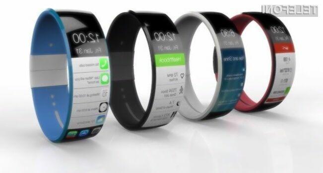 Pametna ročna ura Apple iWatch bo skoraj zagotovo javnosti razkrita oktobra letos!