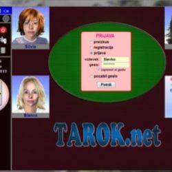 Na TAROK.net lahko igrate tarok prek spleta.