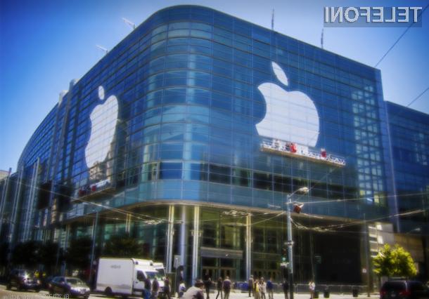 Apple v središču pozornosti