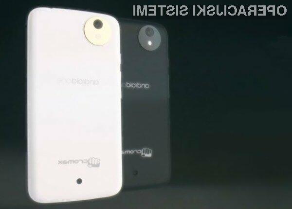 Za prvi pametni mobilni telefon zasnovan na osnovi mobilne platforme Android One bo potrebno odšteti le okoli preračunanih 73 evrov.