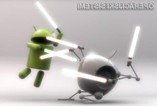 Najboljši mobilni operacijski sistem za pametne telefone je?