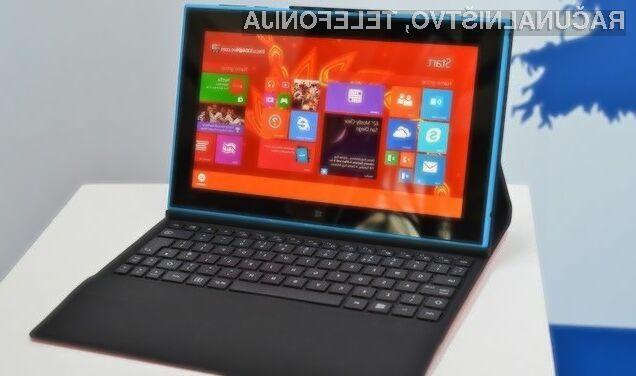 Microsoft naj bi blagovno znamko Surface za tablične računalnike kmalu nadomestil z blagovno znamko Lumia!