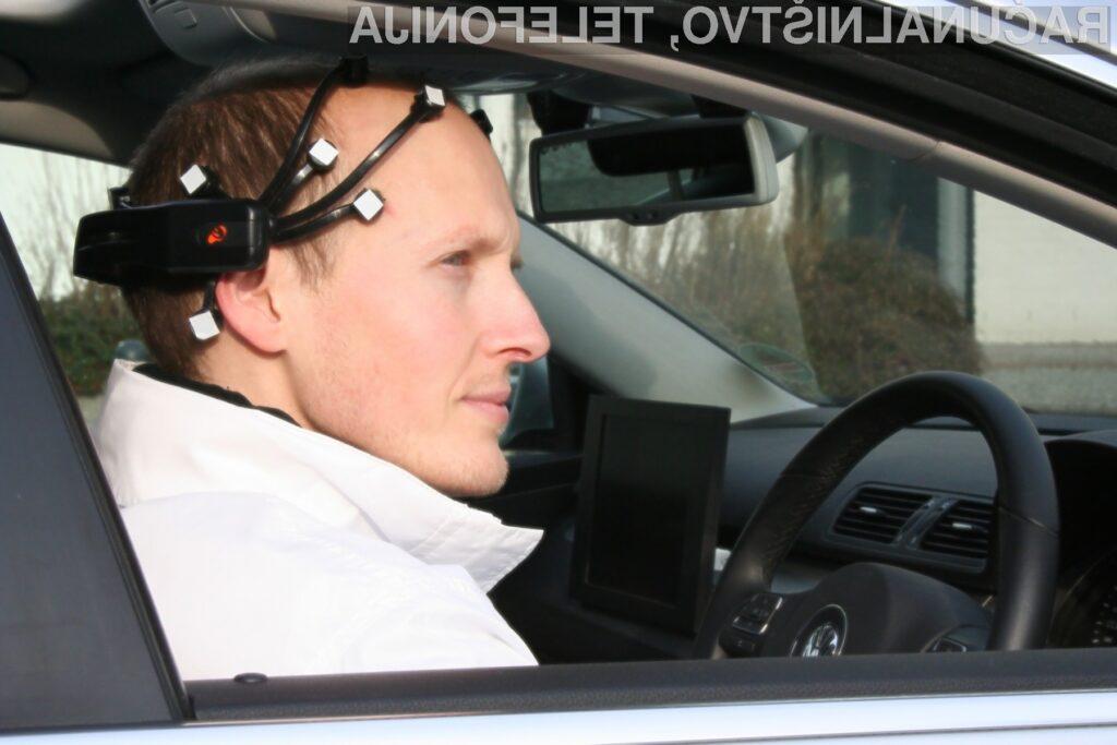 Za vožnjo z avtomobilom bodo kmalu zadoščale le misli!