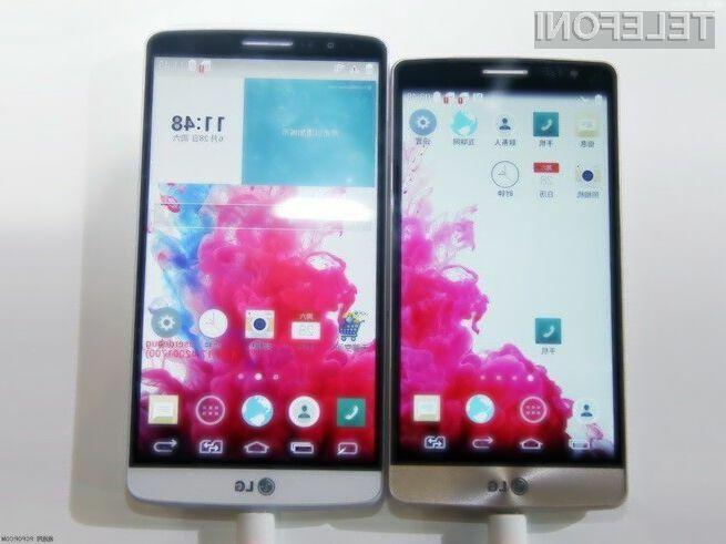 Podjetje LG Electronics naj bi »kompaktni« pametni mobilni telefon G3 Beat predstavilo še pred pričetkom jeseni.