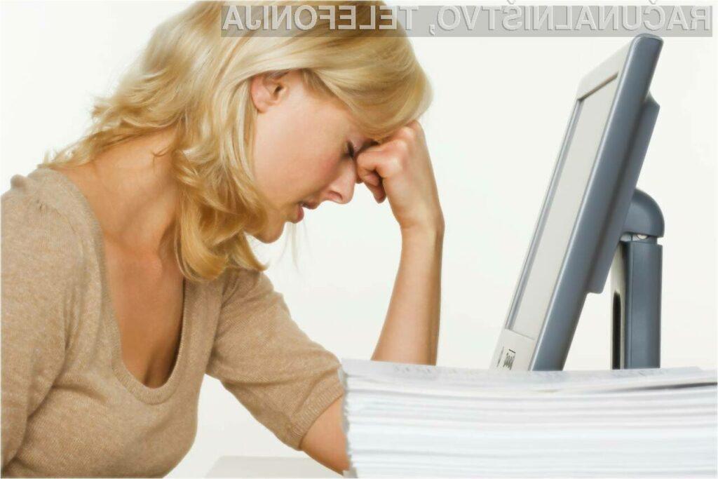 Uporabniki svoj računalnik pogosto okužijo kar sami.