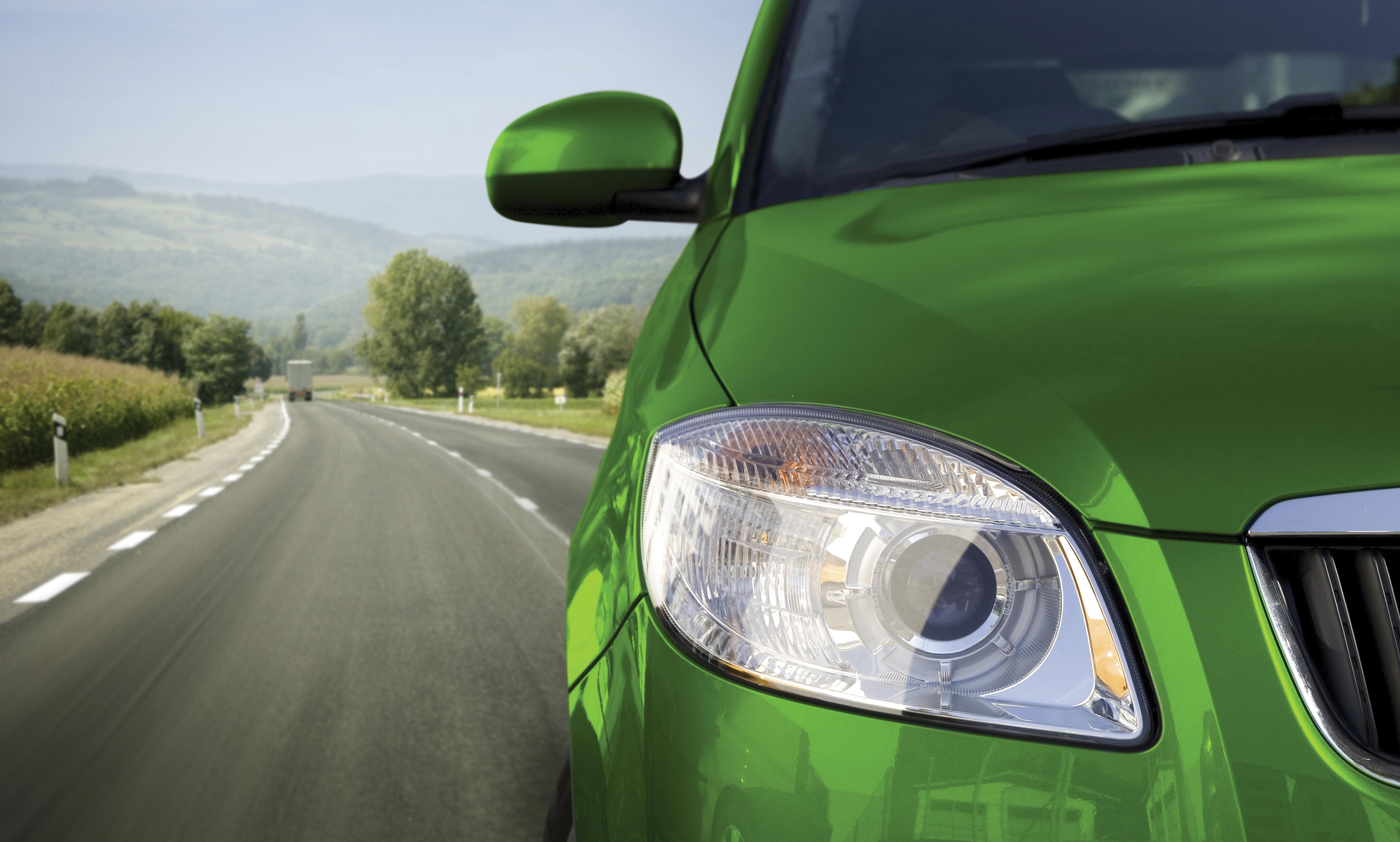 Z enim všečkom lahko zadenete odlično aplikacijo za varčno vožnjo.