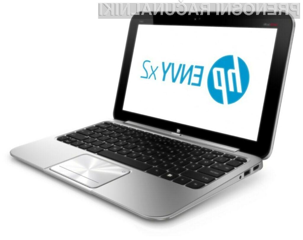 Računalniški gigant HP je Microsoftu dal jasno vedeti, da na njegovih osebnih računalnikih ni več zaželen.
