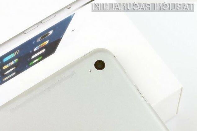 Glavni adut tabličnega računalnika iPad Air 2 naj bi bil nekoliko večji zaslon z ločljivostjo Retina.