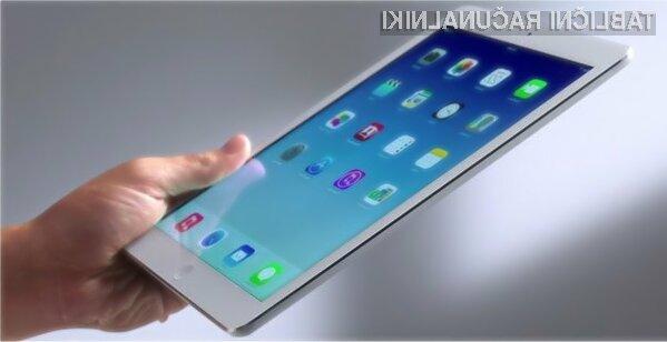 Nova Applova tablica iPad Air naj bi k nam prispela v drugi poloviti jeseni.