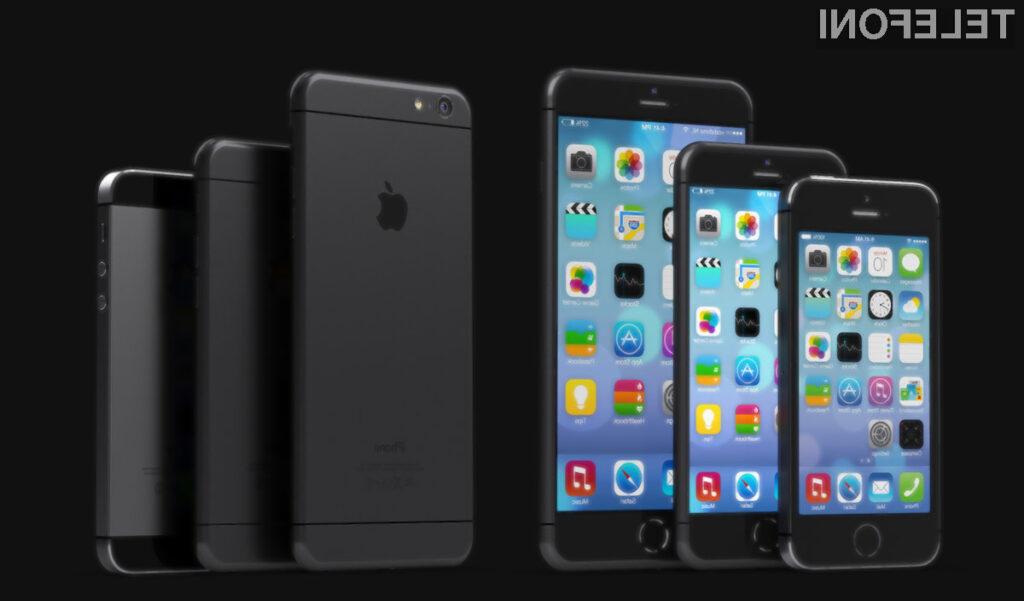 Proizvodnja iPhone 6 že naslednji mesec?