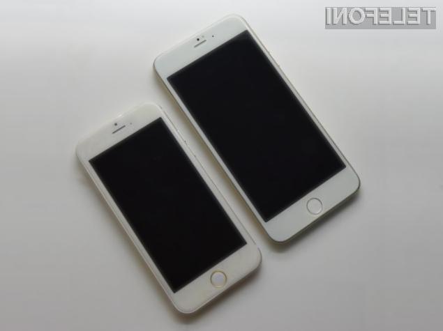 Apple naj bi pametni mobilni telefon iPhone 6 javnosti razkril 9. septembra v okviru lastne konference.