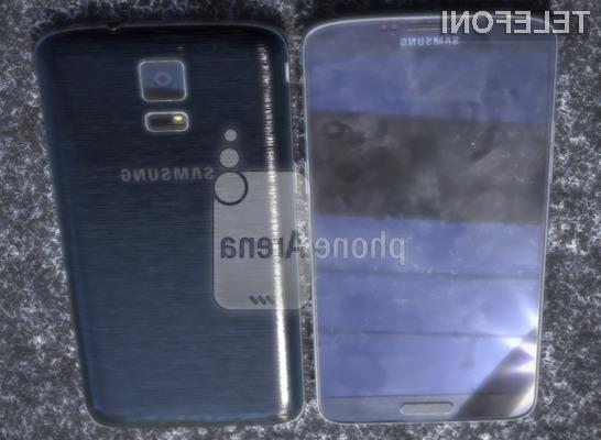 Nove fotografije prestižnega mobilnika Samsung Galaxy F!
