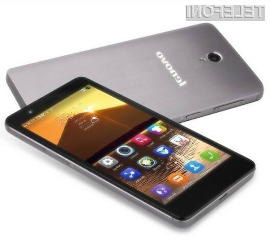 Pametni mobilni telefon Lenovo S860 je pisan na kožo tistim, ki sovražijo neprestano priklapljanje naprav na polnilce.