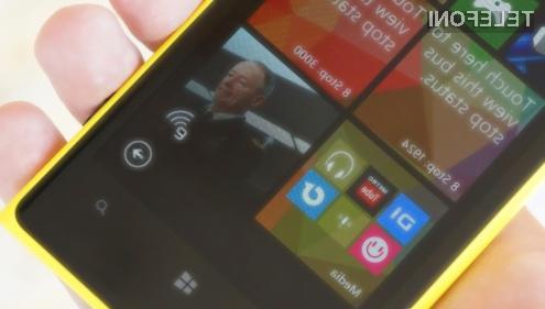Windows Phone 8.1 bo kmalu bogatejši za privzeto podporo mapam na začetnem zaslonu!