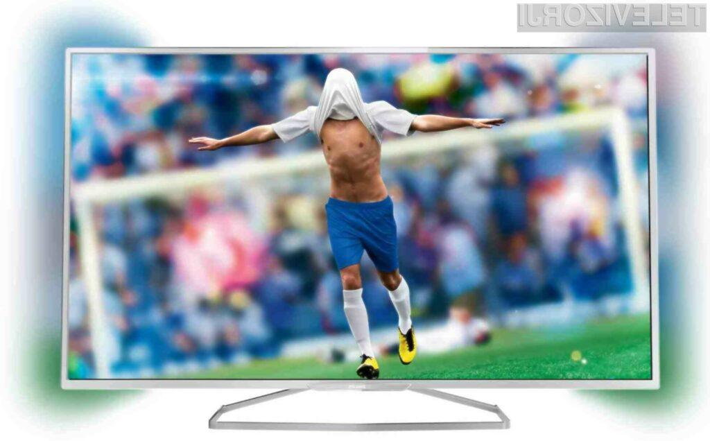Philipsovi TV serije 6000.