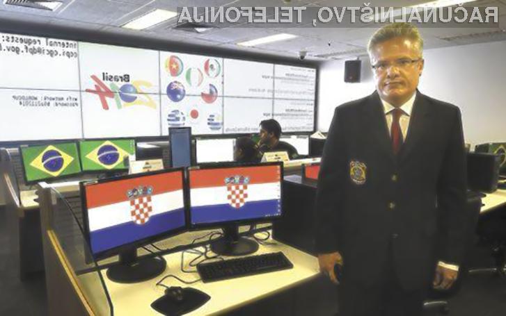 Na objavljeni fotografiji vodje brazilske zvezne policije se lepo vidita tako geslo za dostop do internega varnostnega omrežja Wi-Fi kot oznaka omrežja SSID.