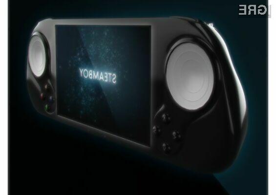 Prenosna igralna konzola SteamBoy je kot prva opremljena tudi z mobilno povezavo 3G.