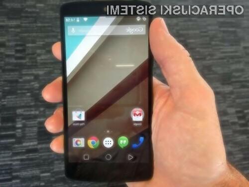 Mobilni operacijski sistem Android L bo hud trn v peti vohunskim organizacijam in nepridipravom.