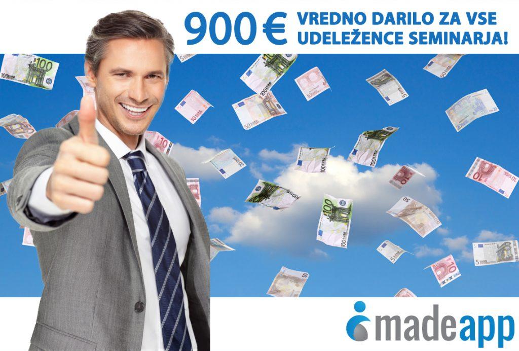 Kako prihranite 900 € za Facebook marketing?