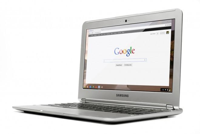 Vsi kupci računalnikov Chromebook bodo za dve leti prejeli še terabajt brezplačnega prostora v okviru oblačne storitve Google Drive.