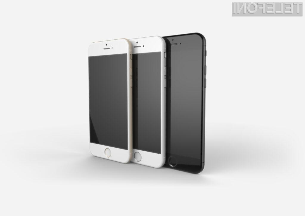 Apple naj bi pametni mobilni telefon iPhone 6 javnosti razkril 19. septembra!